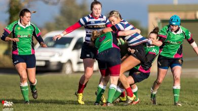 2017-01-08 Ballynahinch Women v Blackrock Women -- 48