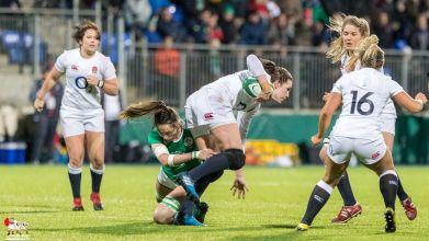 2017-03-17 Ireland Women v England Women (Six Nations) -- 60