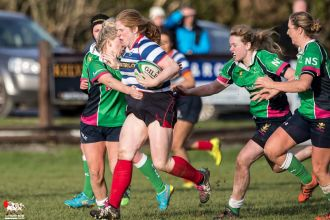 2017-01-08 Ballynahinch Women v Blackrock Women -- 52