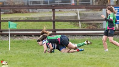 2017-01-08 Ballynahinch Women v Blackrock Women -- 71