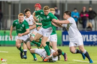 2017-03-17 Ireland U20s v England U20s (Six nations) -- 29