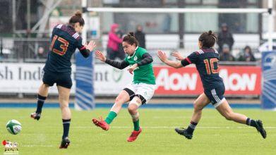 2017-02-26 Ireland Women v France Women (Six Nations) -- M40