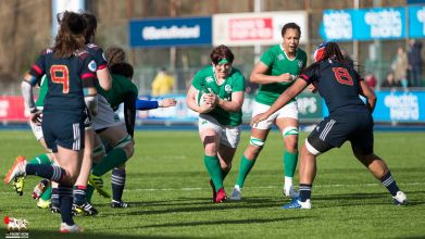 2017-02-26 Ireland Women v France Women (Six Nations) -- M58