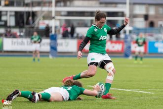 2017-02-26 Ireland Women v France Women (Six Nations) -- M48