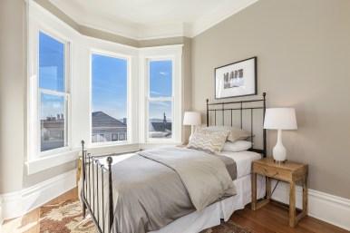 62 Buena Vista Terrace: 2nd Bedroom