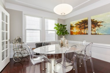 1487 Chestnut Dining Room