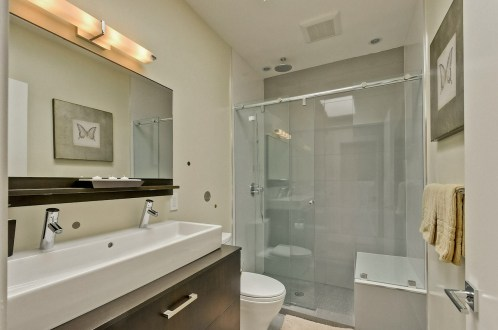 960 Harrison Guest Bathroom