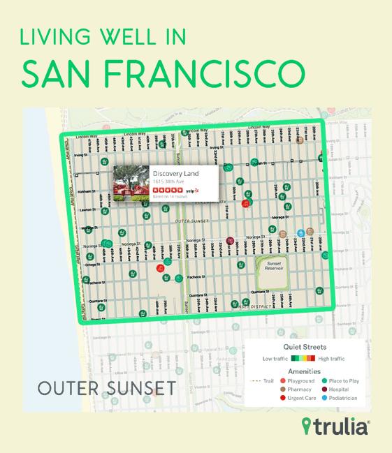 San Francisco Takes Top Honors On Trulia's Best Neighborhoods List