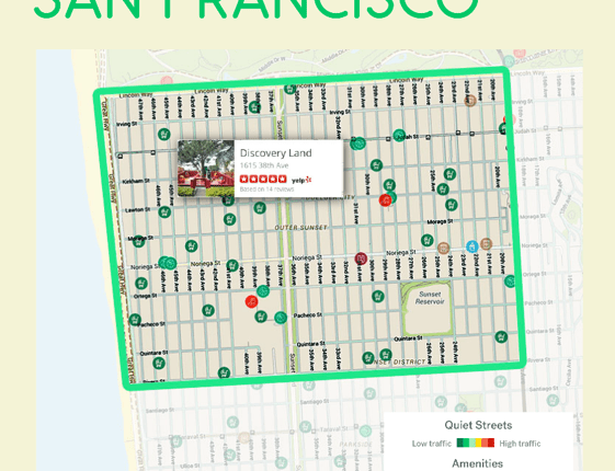 San Francisco Takes Top Honors On Trulia's Best Neighborhoo...
