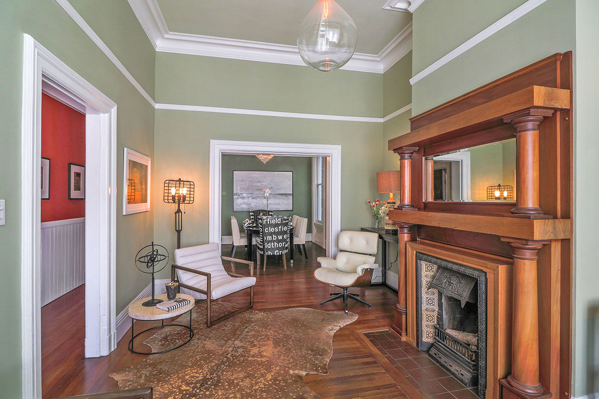 SOLD | 844 Haight St. | Hayes Valley / Lower Haight | $1,320,000