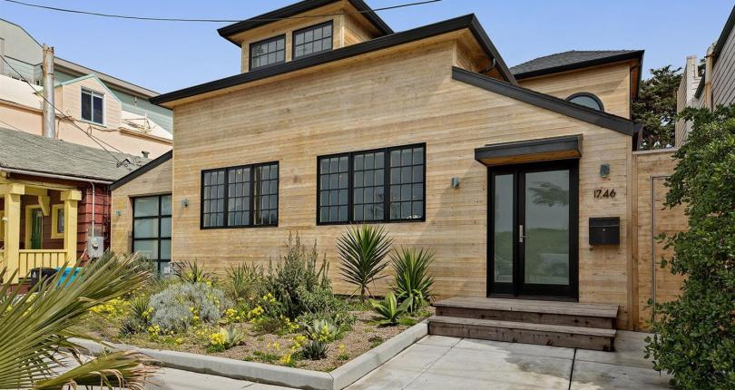 Adolf Sutro Ocean Beach Carriage House Gets Major Facelift And $2...