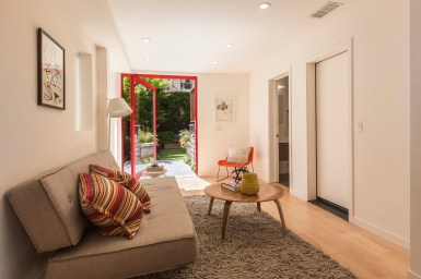 707 Cole St. | 4th Bedroom On Ground Level