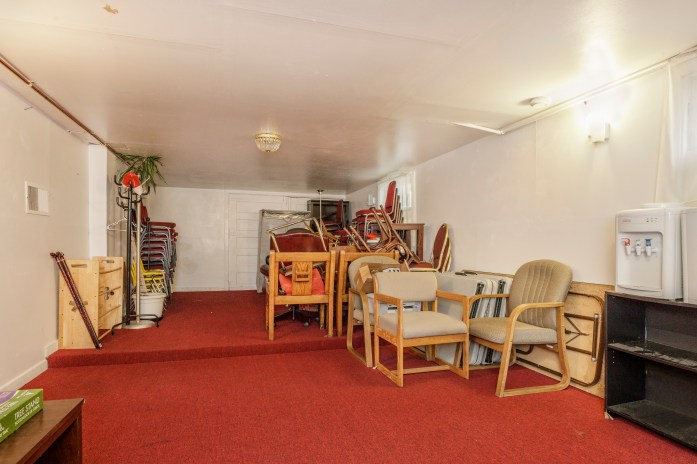 740 Clayton Basement