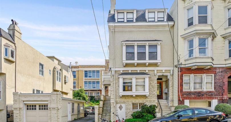 SOLD! | 1720-24 Larkin | Russian Hill Multi-Unit |...