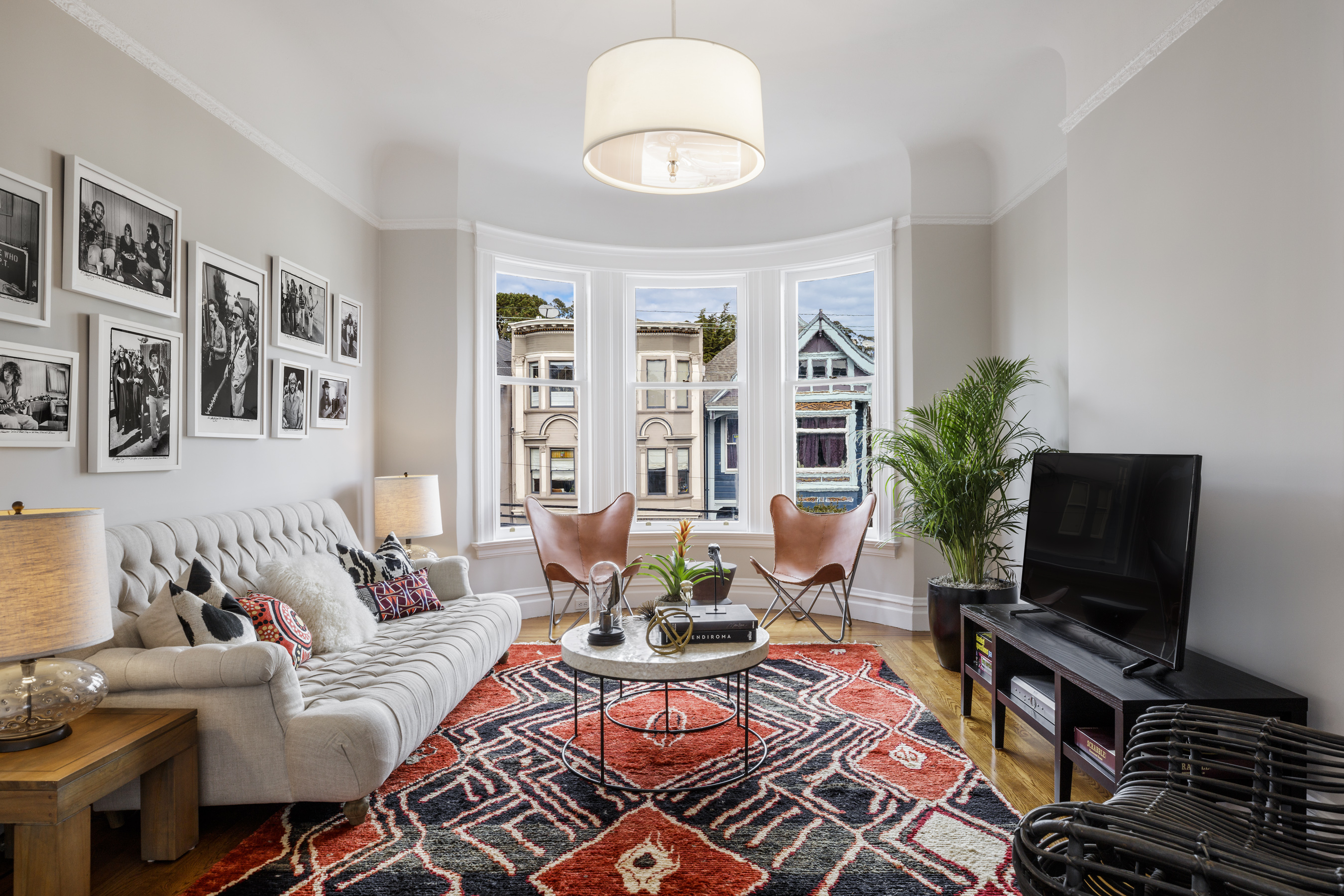 SOLD   1651 Page St.   Haight Ashbury   $2,100,000