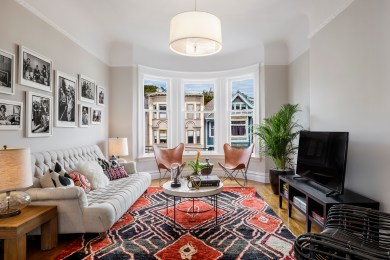 SOLD | 1651 Page | Haight Ashbury Victorian | $2,100,000
