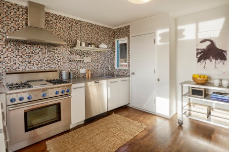 2456 Great Highway Designer Kitchen