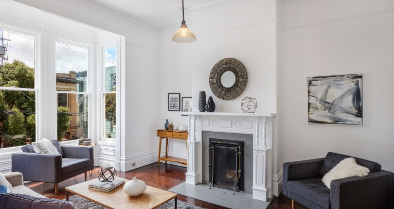 SOLD! | Haight Ashbury Victorian | $1,500,000