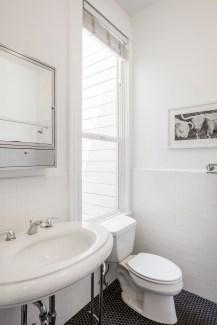 1826 Page St | Hall Bathroom