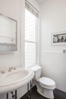 1826 Page St | Hall Bathroom