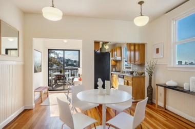 318 Connecticut Dining / Kitchen