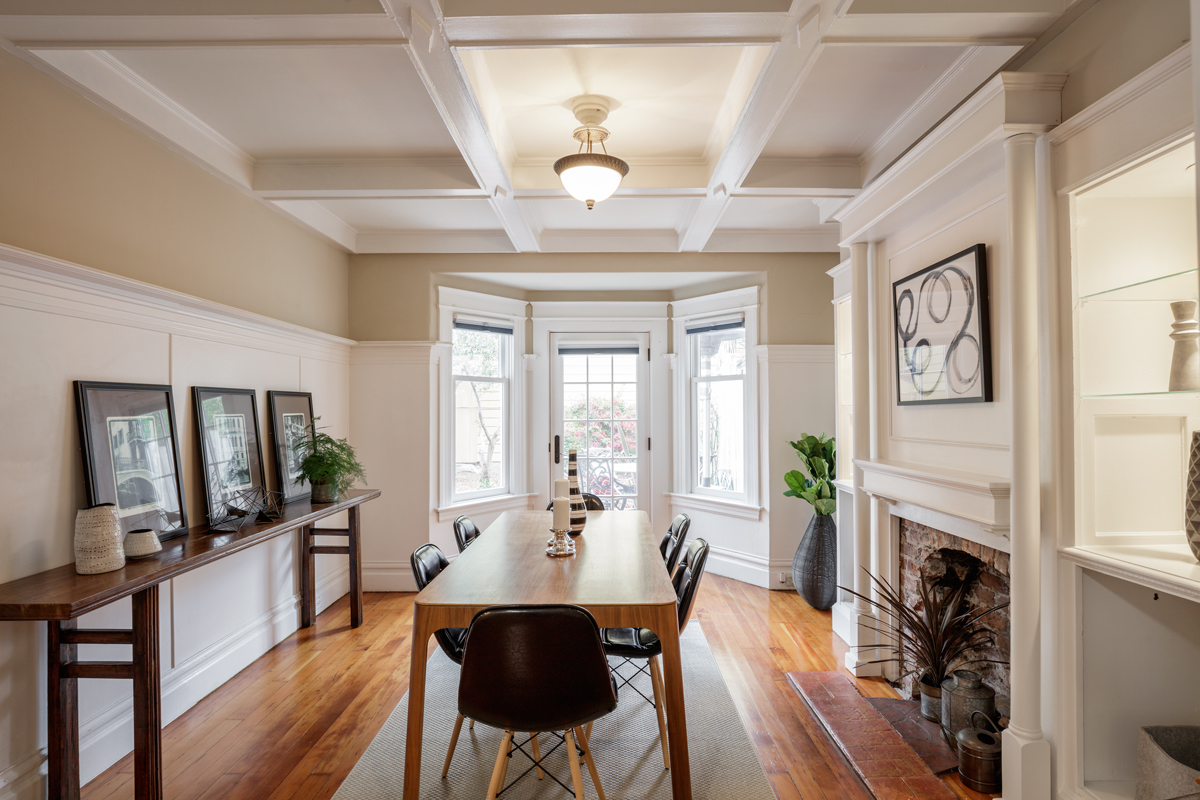 Cole Valley Condo Back On Market   New Price   New Look