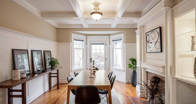 Cole Valley Condo Back On Market   New Price   New Look...