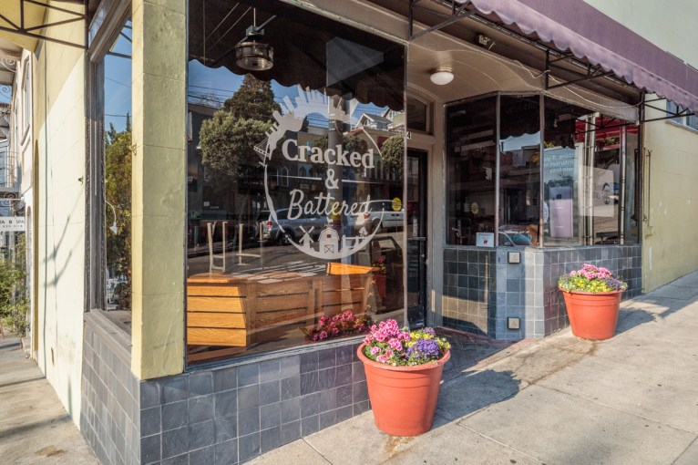 Potrero Hill Shops & Restaurants