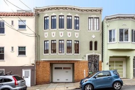 64 Rosemont Pl, San Francisco | Facade