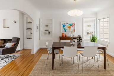 64 Rosemont Pl, San Francisco | Formal Dining Room