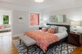64 Rosemont Pl, San Francisco | Bedroom