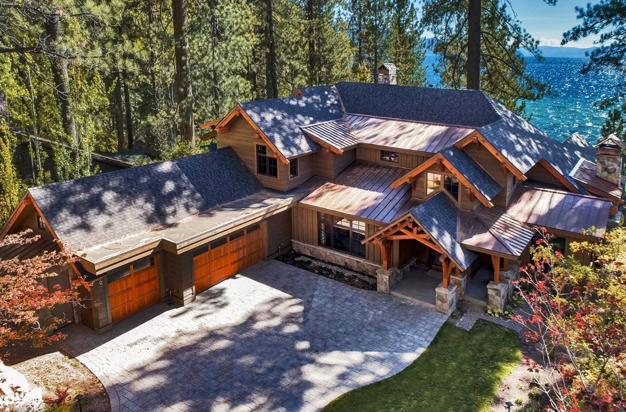 Winter Wanderlust? Check out this $16 Million Tahoe Beauty