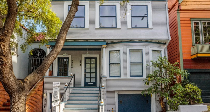 Sold | 973a 14th Street | Duboce Triangle | $1,850,000