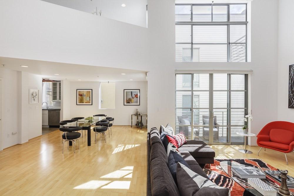 For Sale | 249 Shipley #12 | SOMA Penthouse Loft | $1,050,000