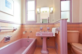 2191 32nd Ave, San Francisco Perfectly preserved bathroom