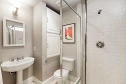 1793 Sanchez Bathroom on lower level