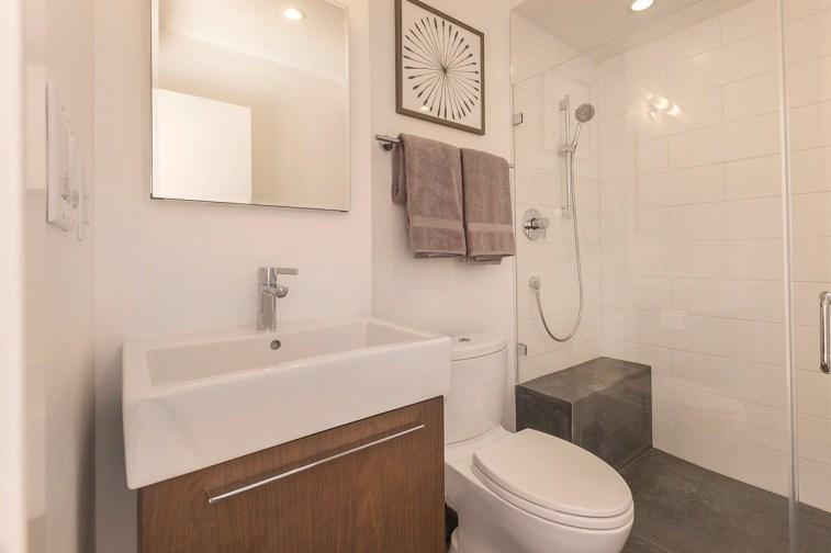 707 Cole St. | Lower Level Bathroom