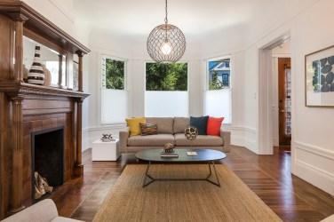 707 Cole St. | Formal Living Room