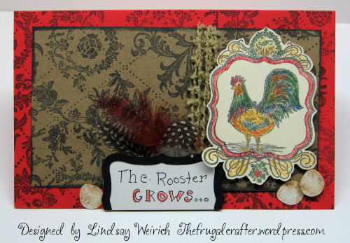 The Rooster Crows...