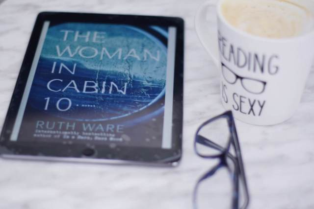 The Woman In Cabin 10 By Ruth Ware New York Times Bestseller