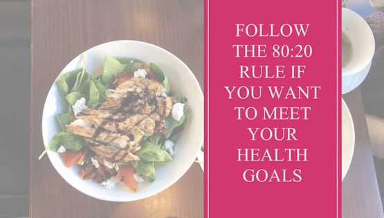 The 80:20 Rule | Health Goals | Mindfulness | Lifestyle