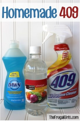 Homemade 409 Recipe DIY