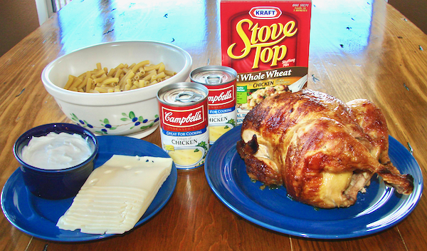 Stove Top Stuffing Chicken Recipes Easy