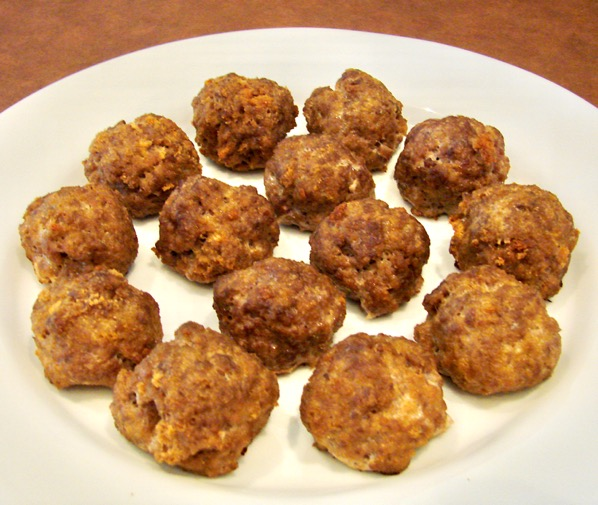 Meatballs Without Milk Recipe Easy