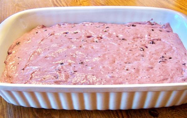 Blueberry Angel Food Cake Recipe Easy
