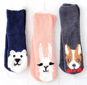 Funny Silly Socks Cozy