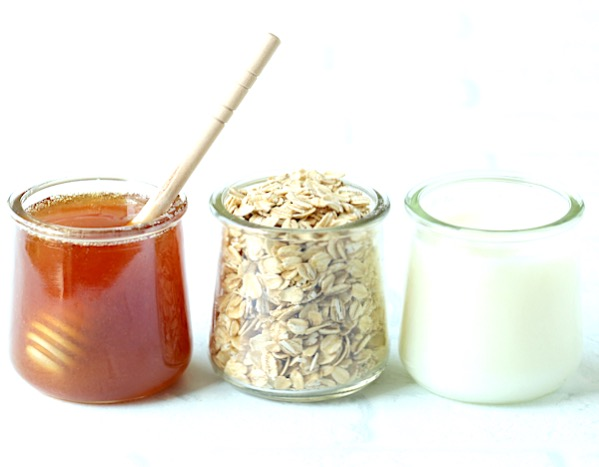 Oat Honey Face Mask Recipe