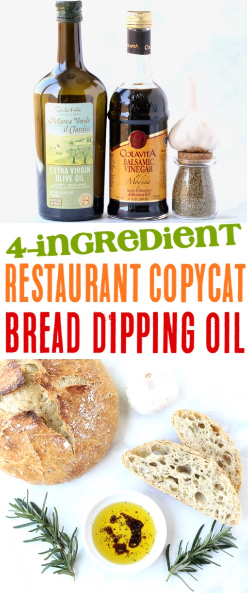 Bread Dipping Oil Recipe Easy Olive Oil Balsamic Garlic Dip with Italian Spices Simple and Delicious
