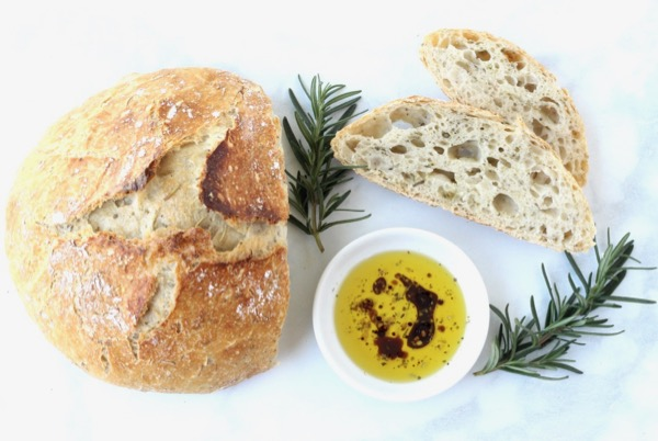 Easy Bread Dipping Oil Recipe