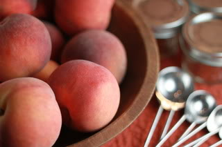 Homemade Peach Butter Recipes